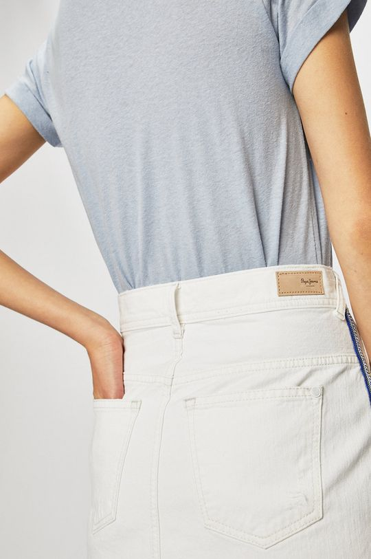 fehér Pepe Jeans - Szoknya Dani Bling