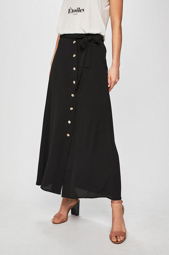 fekete Vero Moda - Szoknya Ancle Skirt Női