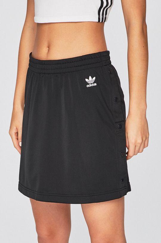čierna adidas Originals - Sukňa Dámsky