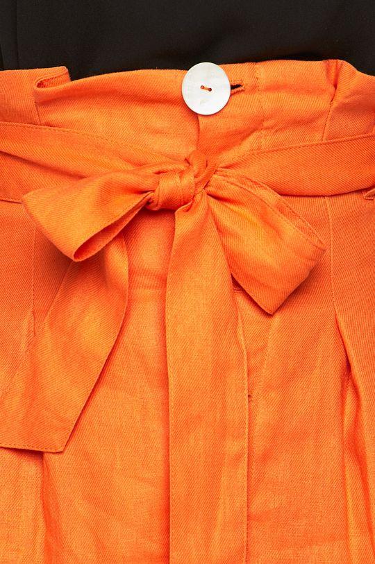 portocaliu Glamorous - Fusta