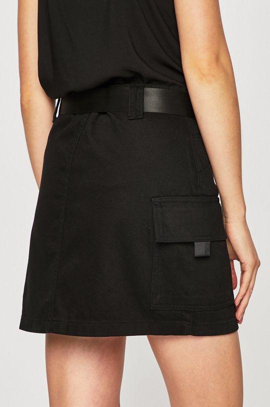 černá Only - Džínová sukně