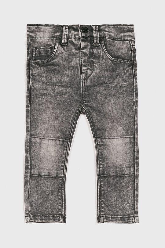 gri Name it - Jeans copii 80-104 cm De băieți