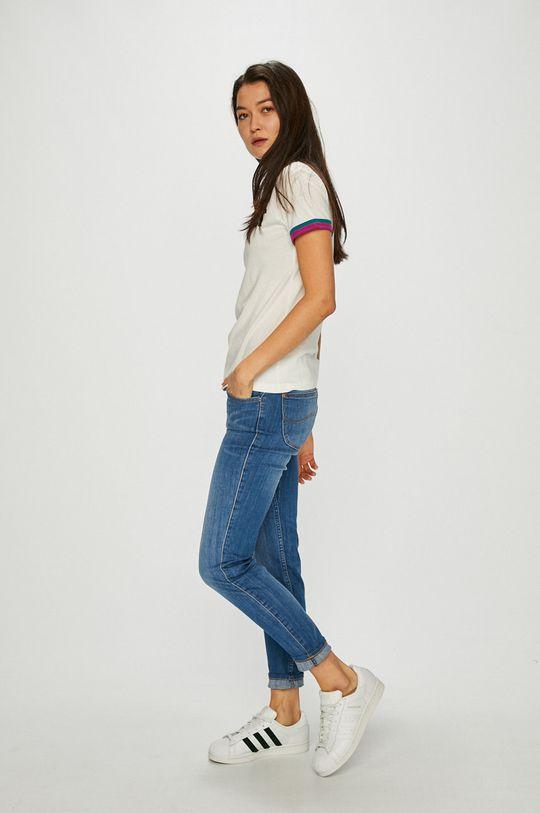 Lee - Jeansy Scarlett niebieski
