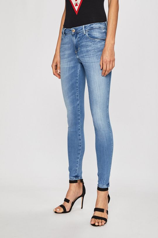 kék Guess Jeans - Farmer Curve X Női