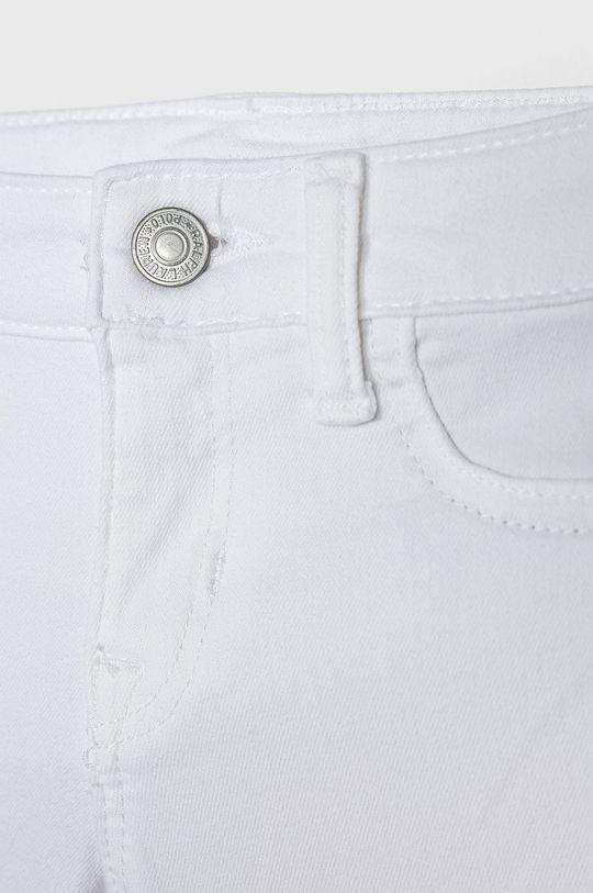 Polo Ralph Lauren - Džíny 79% Bavlna, 1% Elastan, 13% Lyocell, 7% Polyester