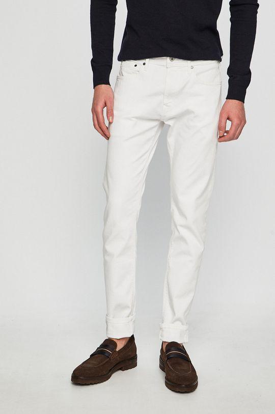fehér Pepe Jeans - Farmer Stanley Férfi