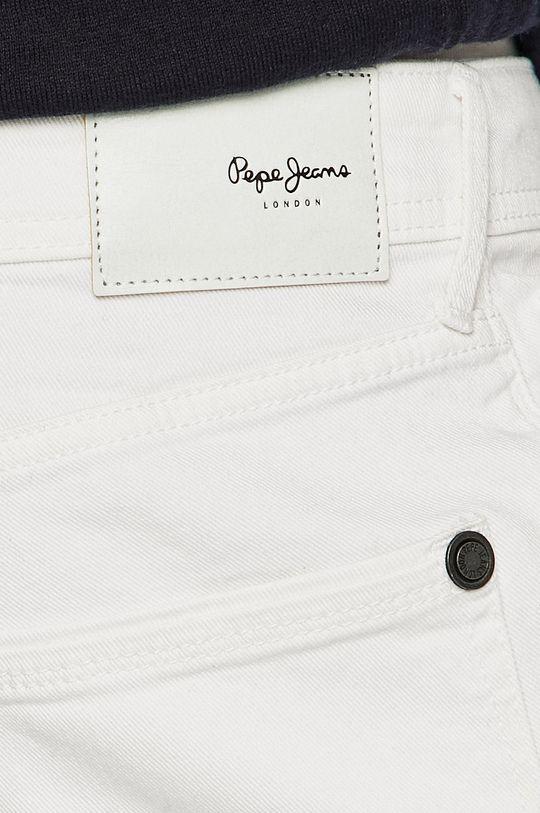 fehér Pepe Jeans - Farmer Stanley