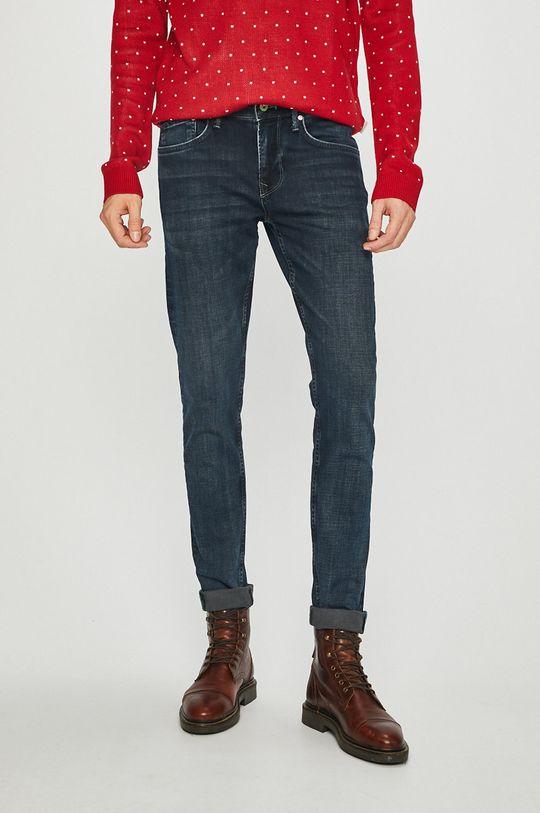 námořnická modř Pepe Jeans - Džíny Pánský