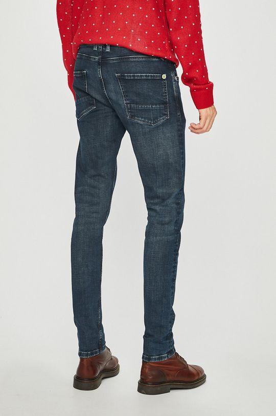 Pepe Jeans - Džíny Hlavní materiál: 2% Elastan, 98% Bavlna Jiné materiály: 65% Polyester, 35% Bavlna