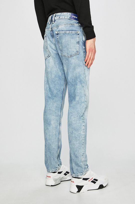 Pepe Jeans - Džíny Hlavní materiál: 100% Bavlna Podšívka kapsy: 35% Bavlna, 65% Polyester