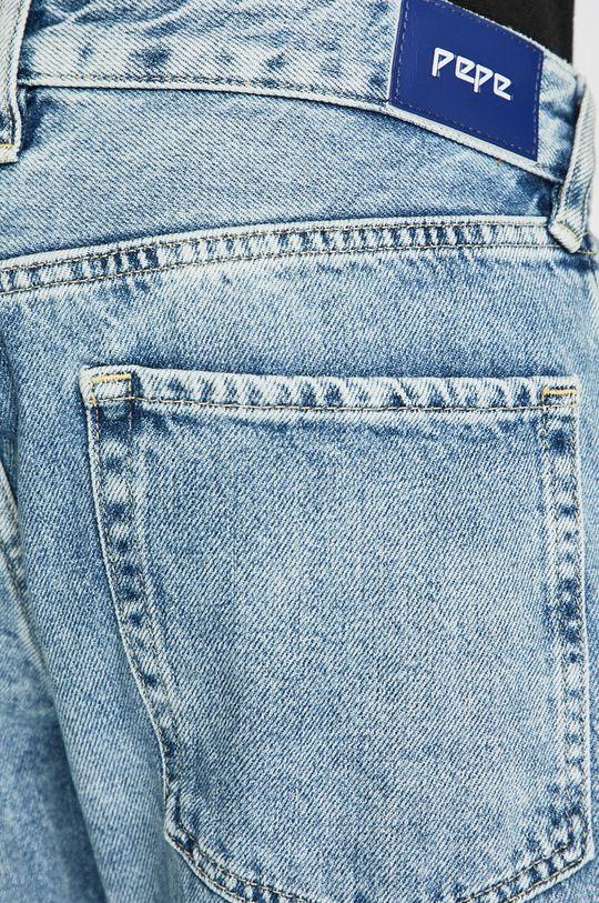 modrá Pepe Jeans - Džíny