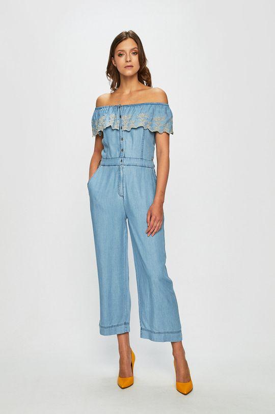 modrá Pepe Jeans - Overal Dámský
