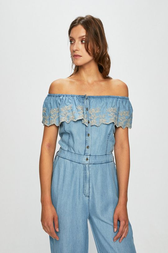 modrá Pepe Jeans - Overal