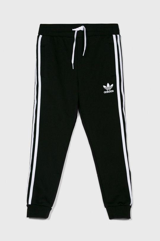 czarny adidas Originals - Spodnie dziecięce 128-164 cm Chłopięcy