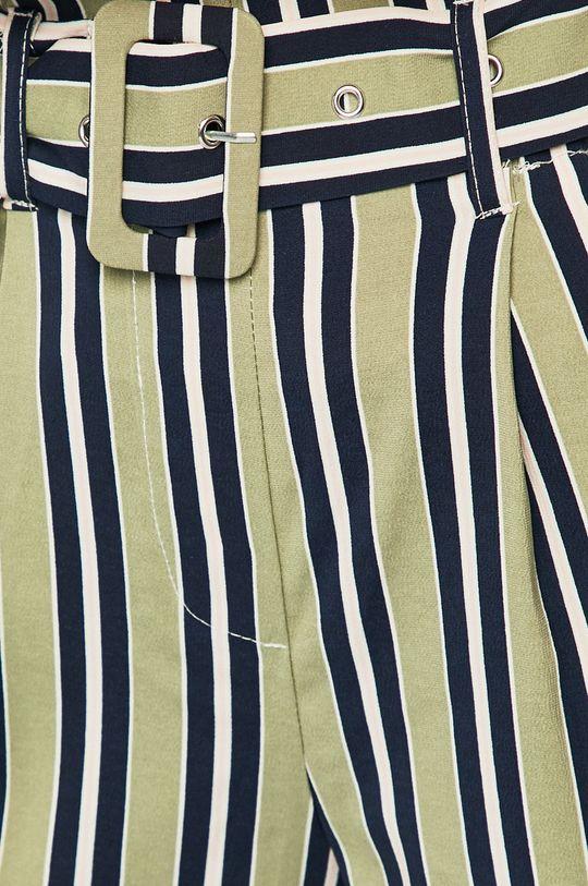 ostrá zelená Only - Kalhoty