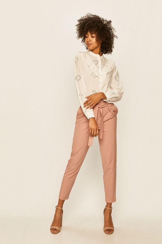 Only - Kalhoty fialovo-růžová