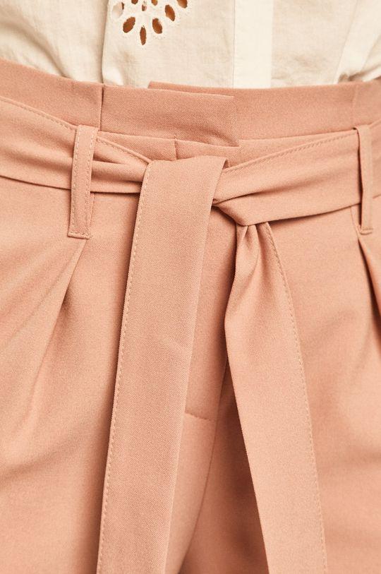 fialovo-růžová Only - Kalhoty