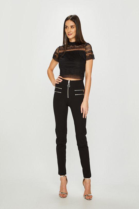 Diesel - Kalhoty černá