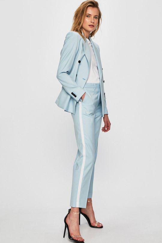 Calvin Klein - Kalhoty světle modrá