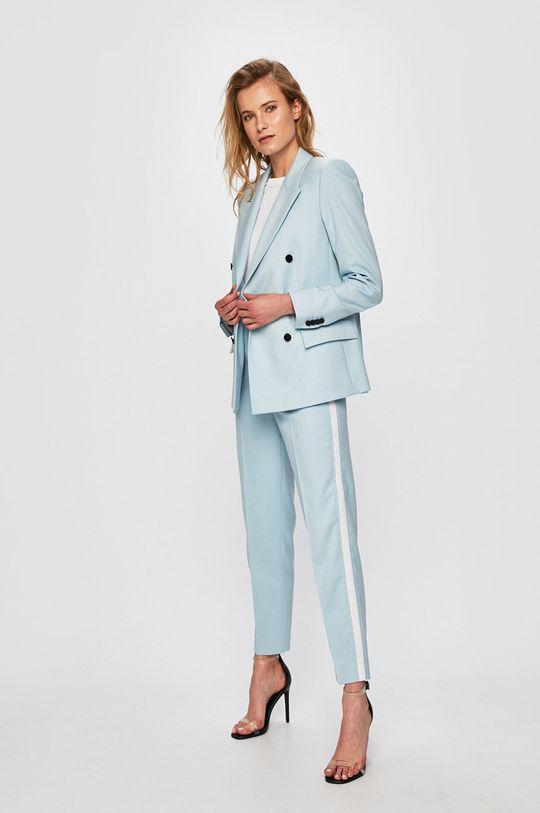 světle modrá Calvin Klein - Kalhoty