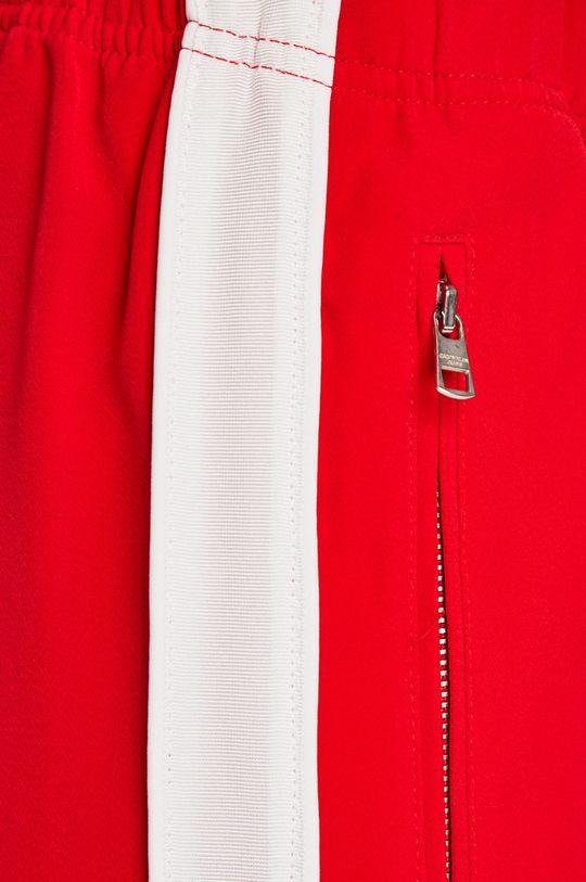 červená Calvin Klein Jeans - Kalhoty