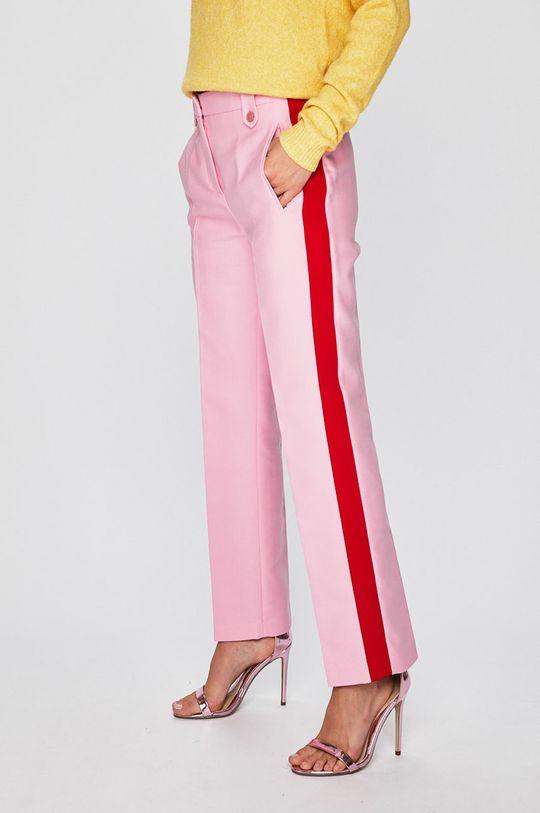 růžová Pinko - Kalhoty Dámský