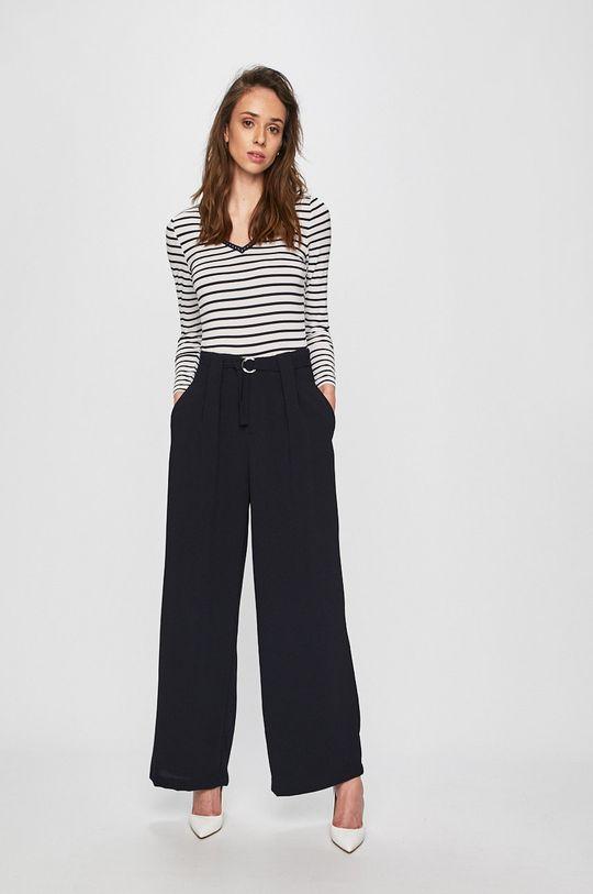 Only - Kalhoty námořnická modř