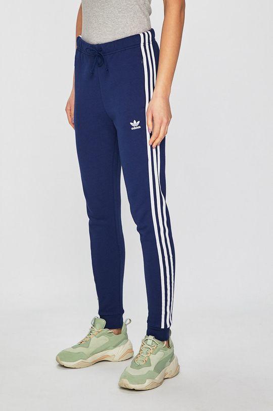 tmavomodrá adidas Originals - Nohavice Dámsky