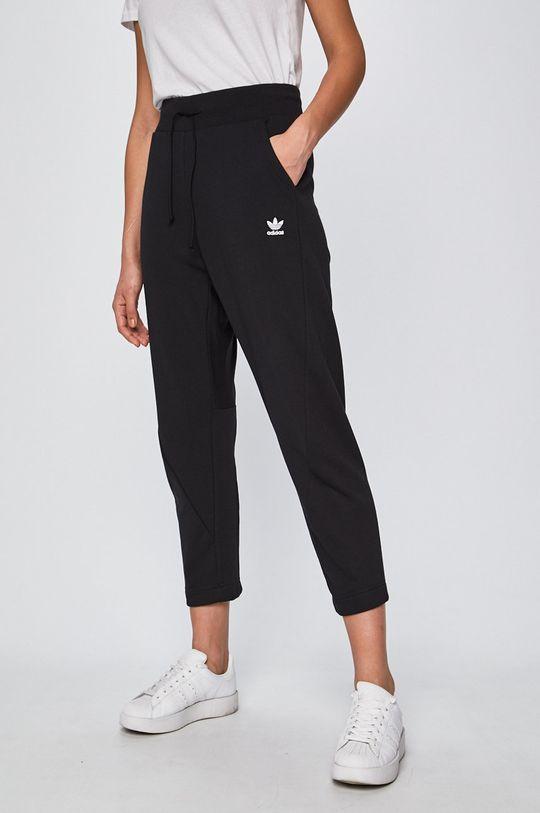 čierna adidas Originals - Nohavice Dámsky