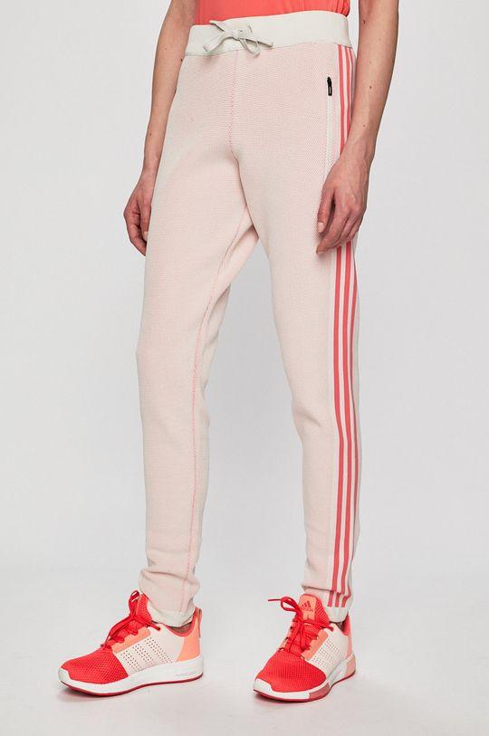 ružová adidas Performance - Nohavice Dámsky