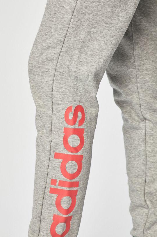 sivá adidas Performance - Športové nohavice