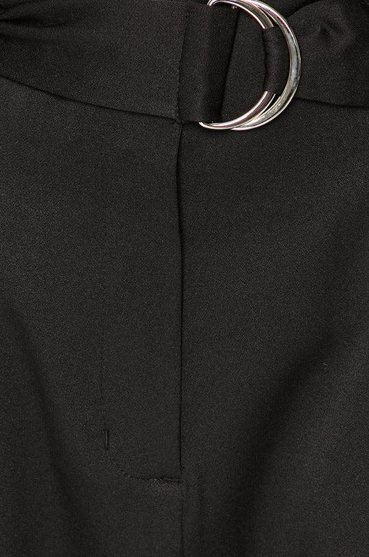 czarny Glamorous - Spodnie