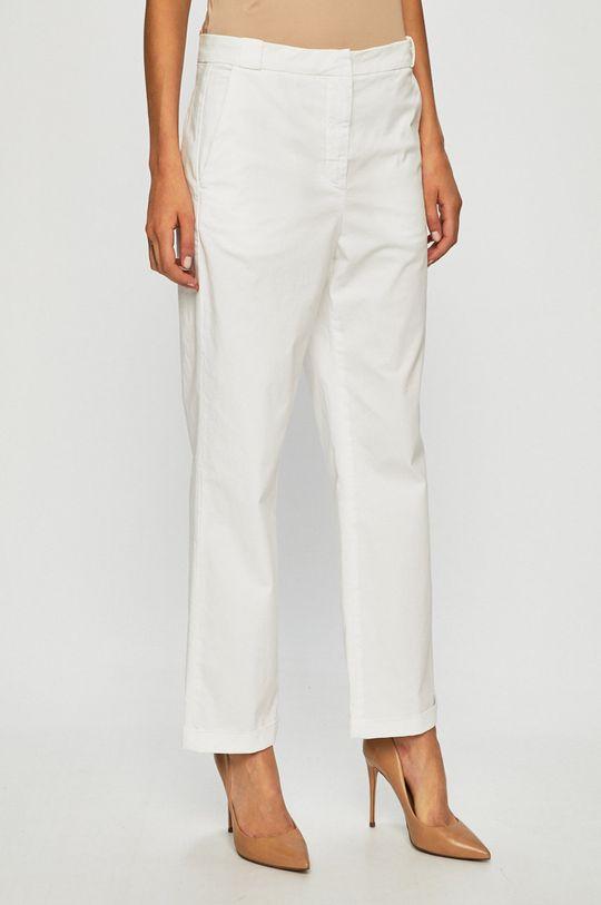 bílá Pinko - Kalhoty Dámský