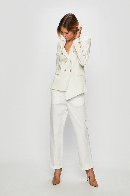 Pinko - Kalhoty bílá