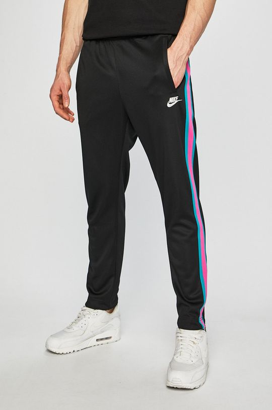 černá Nike Sportswear - Kalhoty Pánský