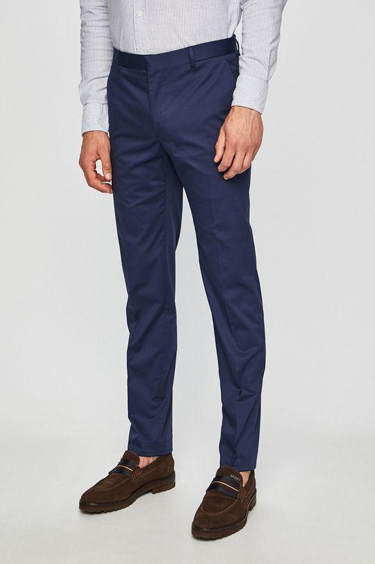 námořnická modř Calvin Klein - Kalhoty Pánský