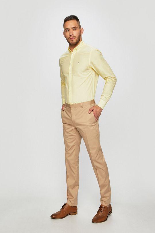 Calvin Klein - Pantaloni bej