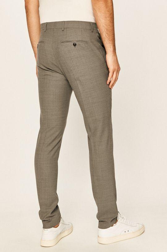 Premium by Jack&Jones - Spodnie 12141112 Materiał zasadniczy: 1 % Elastan, 77 % Poliester, 22 % Wełna, Podszewka kieszeni: 100 % Poliester