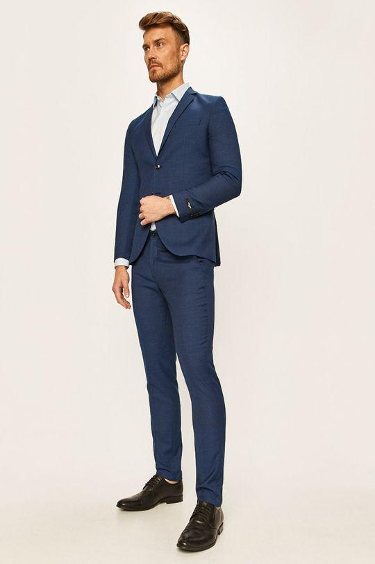 Premium by Jack&Jones - Spodnie granatowy