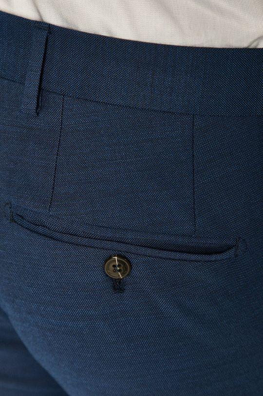 granatowy Premium by Jack&Jones - Spodnie
