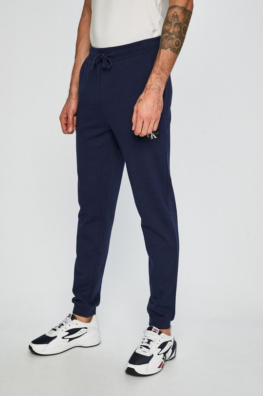 bleumarin Calvin Klein Jeans - Pantaloni De bărbați