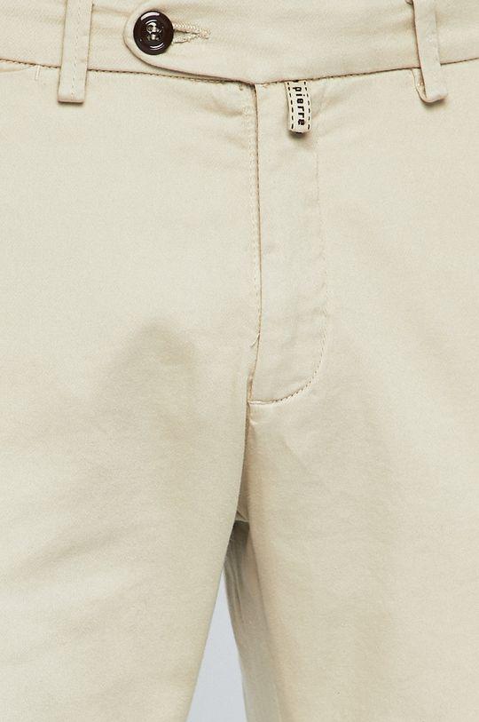 béžová Pierre Cardin - Kalhoty