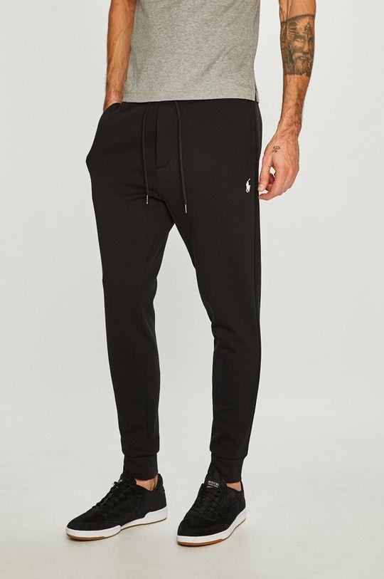 czarny Polo Ralph Lauren - Spodnie Męski