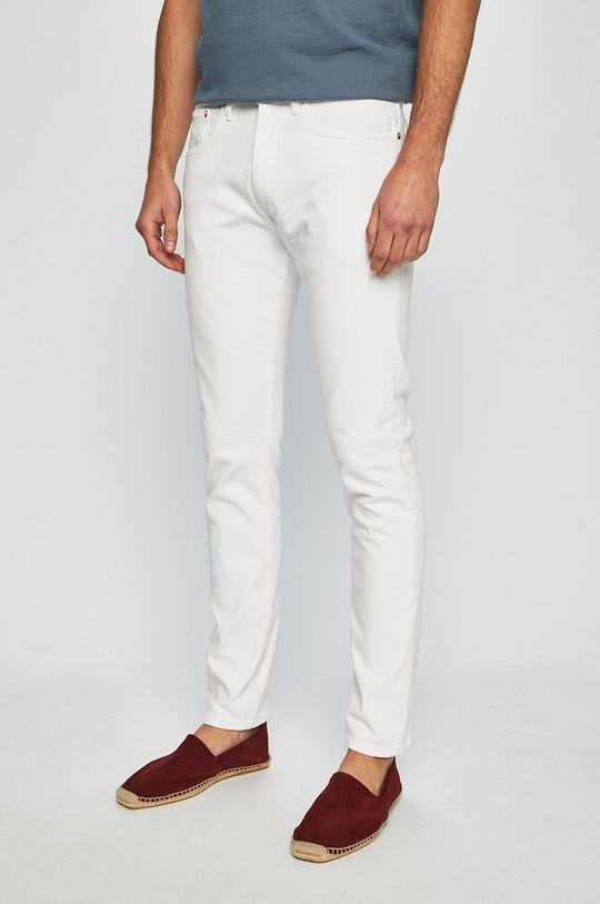 bílá Polo Ralph Lauren - Kalhoty Pánský