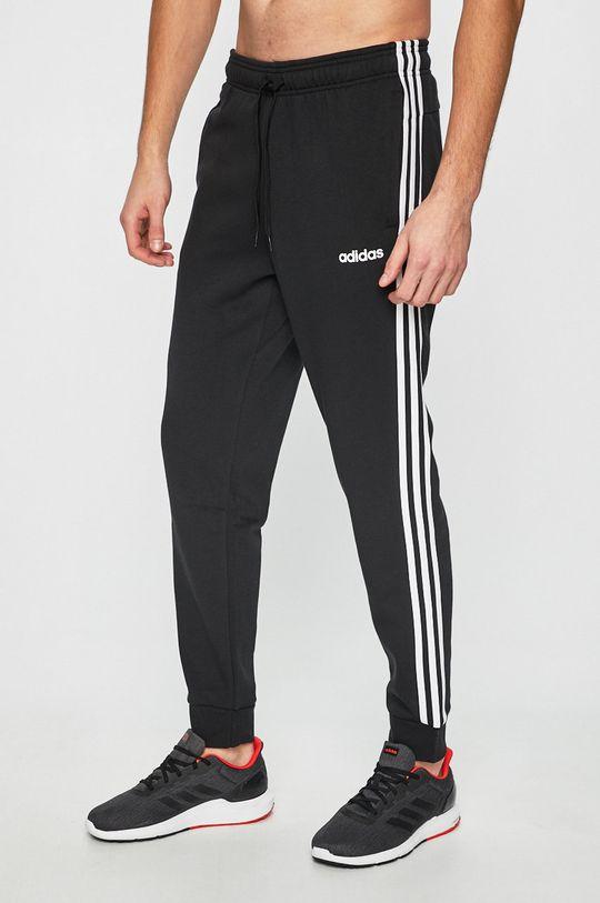 černá adidas Performance - Kalhoty Pánský