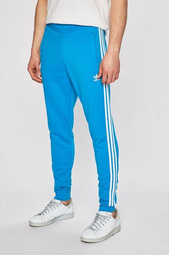 modrá adidas Originals - Športové nohavice Pánsky