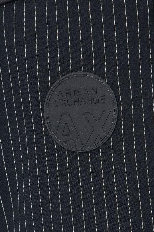 Armani Exchange - Nohavice tmavomodrá