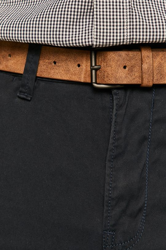 námořnická modř Tom Tailor Denim - Kalhoty