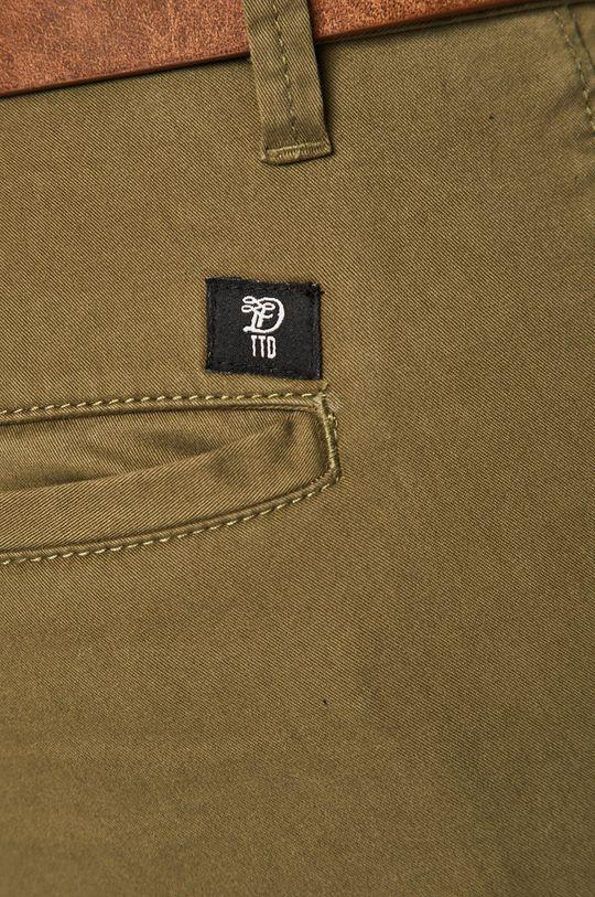 khaki Tom Tailor Denim - Kalhoty