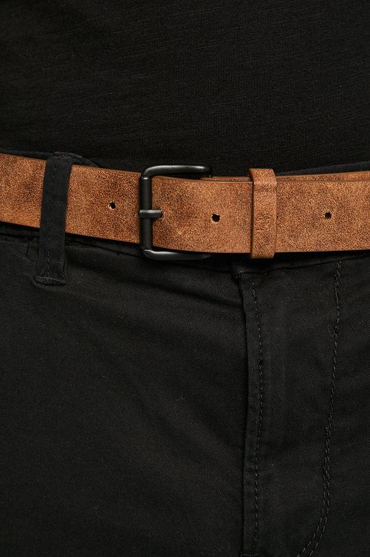 czarny Tom Tailor Denim - Spodnie